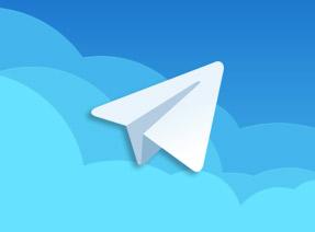 لایه باز بنر تلگرام